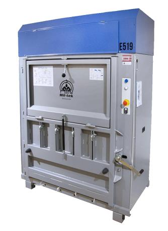 E519 Electric Baler for Plastic