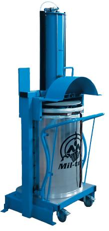 Mil-tek XP200 Mixed Waste Compactor